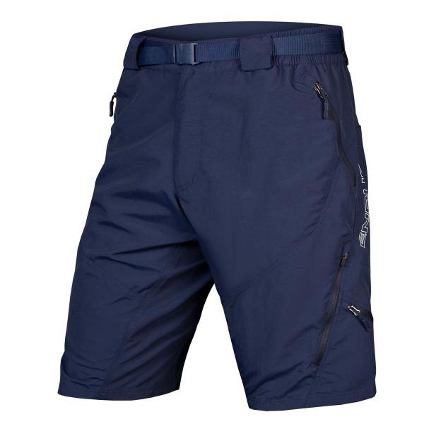 Hummvee Shorts ll  - Marineblau