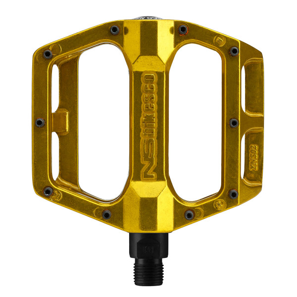 Aerial Industrielager Pedal - Gold