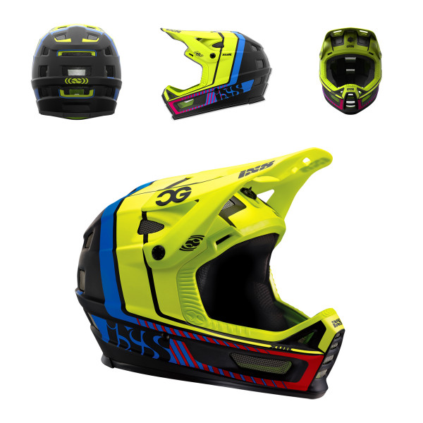XULT Enduro/DH Helm - lime