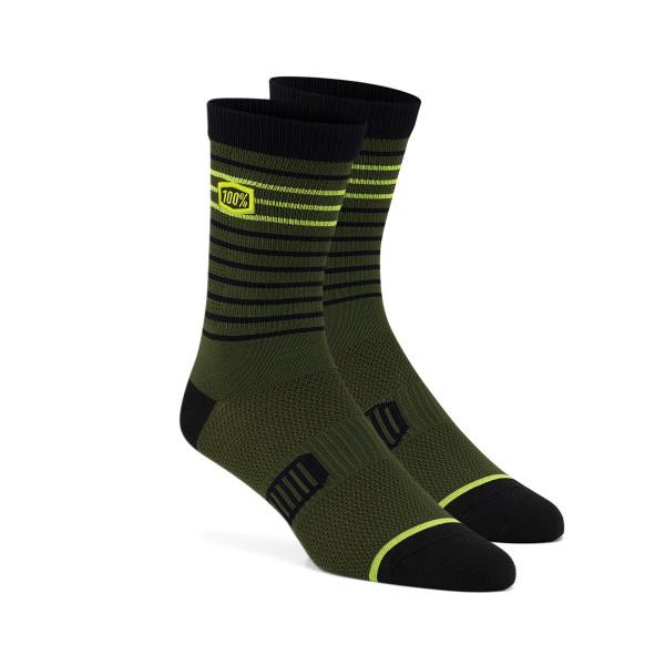 Advocate Performance Socken - Grün