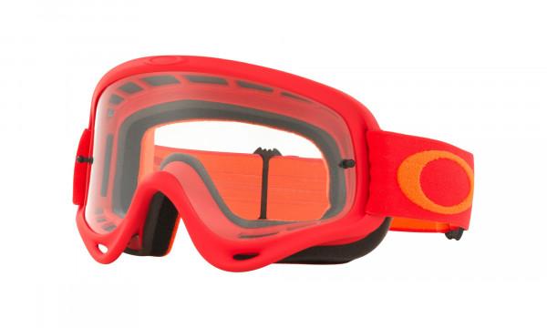 O Frame MX Goggle - Red Orange
