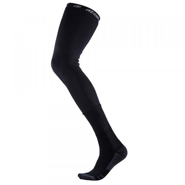 Pro XL Kneebrace Socks - black