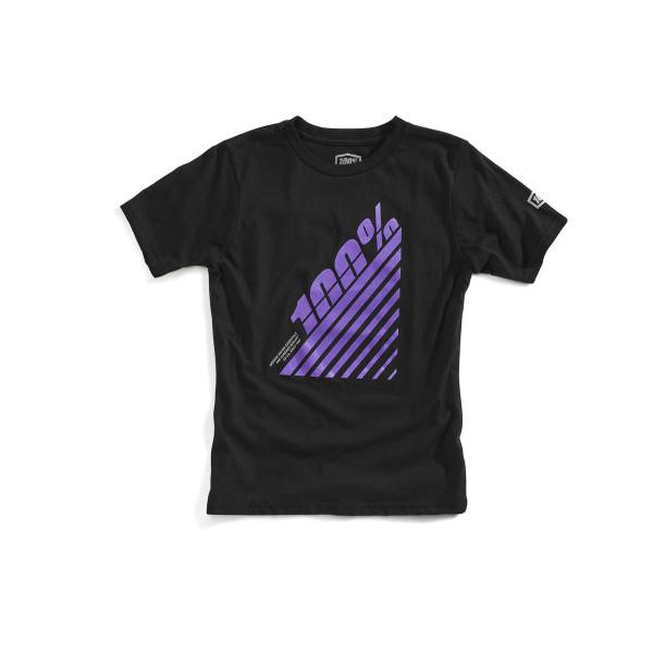 Eura Youth T-Shirt - Schwarz