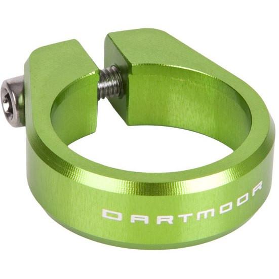 Ring Sattelstützenklemme - grün