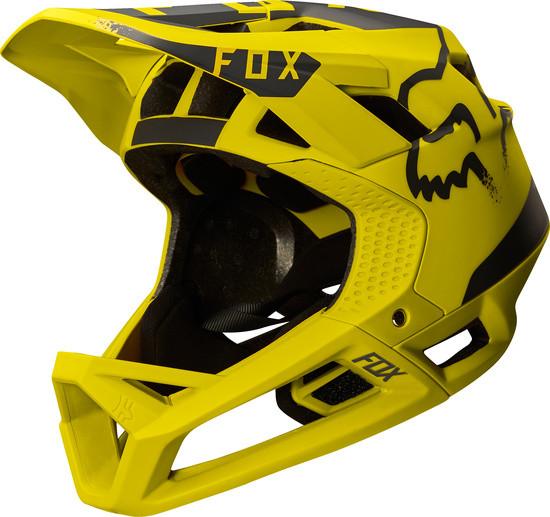 Proframe Moth Helm - Dark Yellow