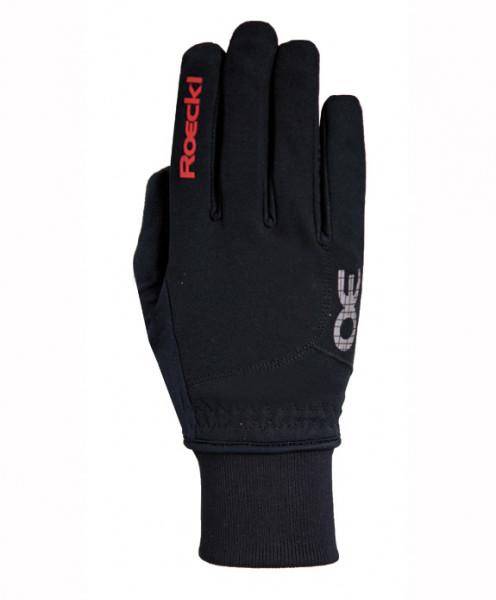 Rossa Winter Handschuh - schwarz