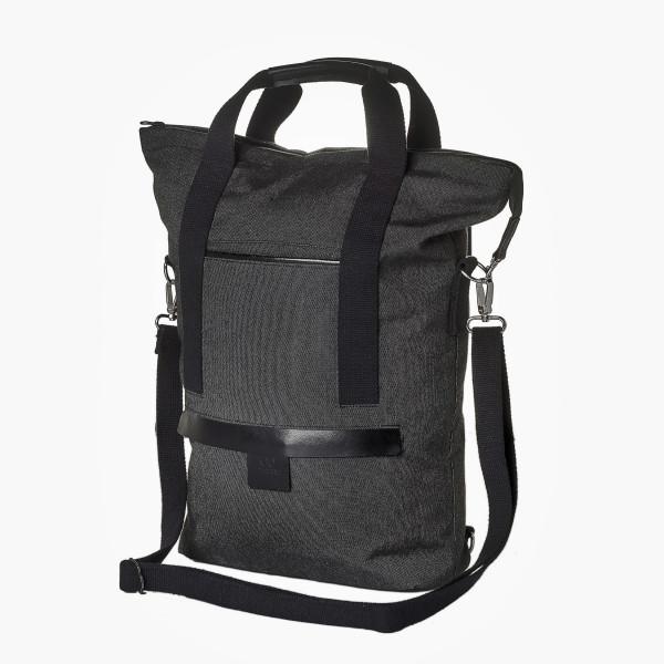 Smart Shop Bag Fahrradtasche Dark Grey