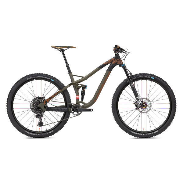"Snabb 130 Plus 1 29""/650B Trail Expert Mountainbike - 2018"