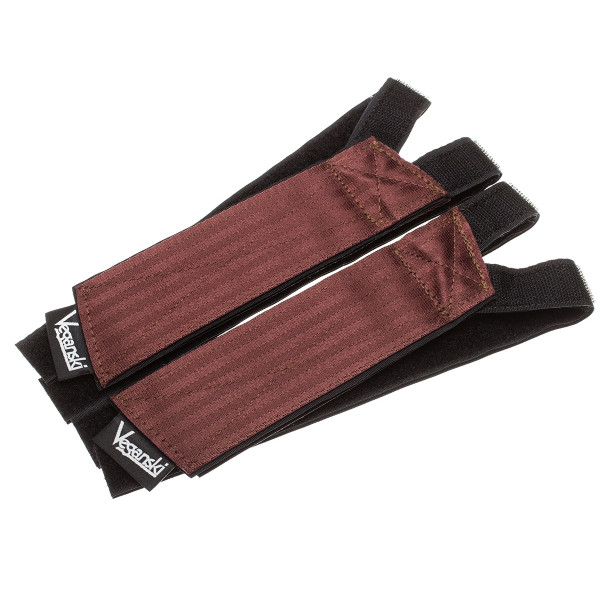 Freestyle Pedal Straps - dark brown