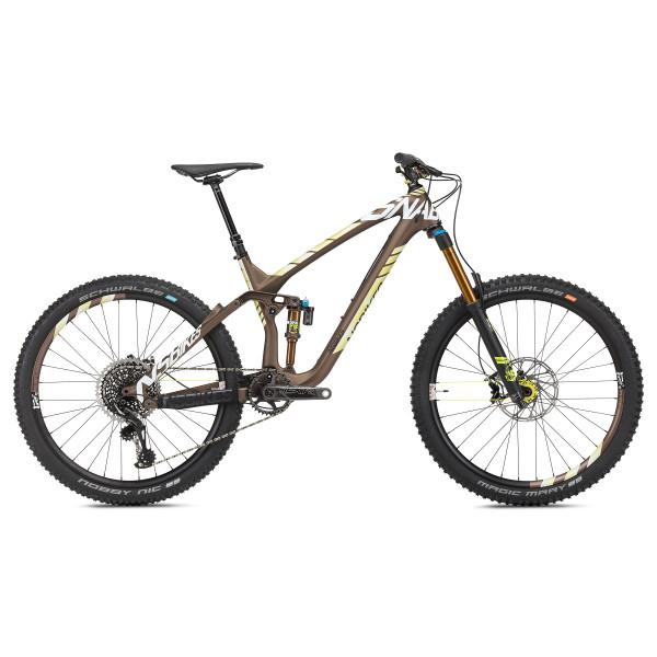 Snabb 160 C1 650B Carbon Enduro Pro Mountainbike - 2018