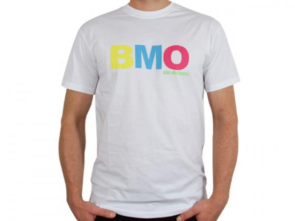 Logo Fan T-Shirt - weiss