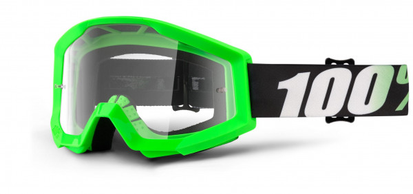 Strata MX Goggle - Arkon Clear Lens
