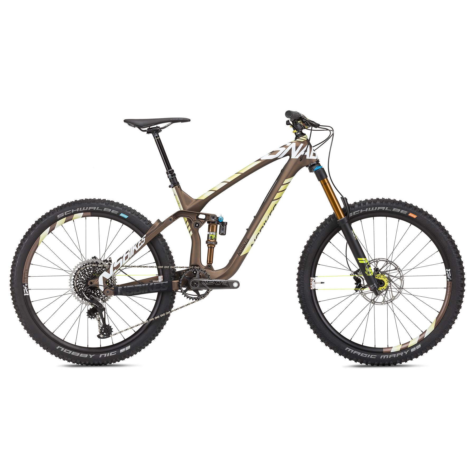 ns bikes snabb 160 c1 650b carbon enduro pro mountainbike. Black Bedroom Furniture Sets. Home Design Ideas