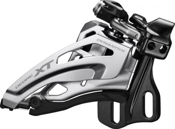 DEORE XT FD-M8020 2x11 Side Swing Umwerfer