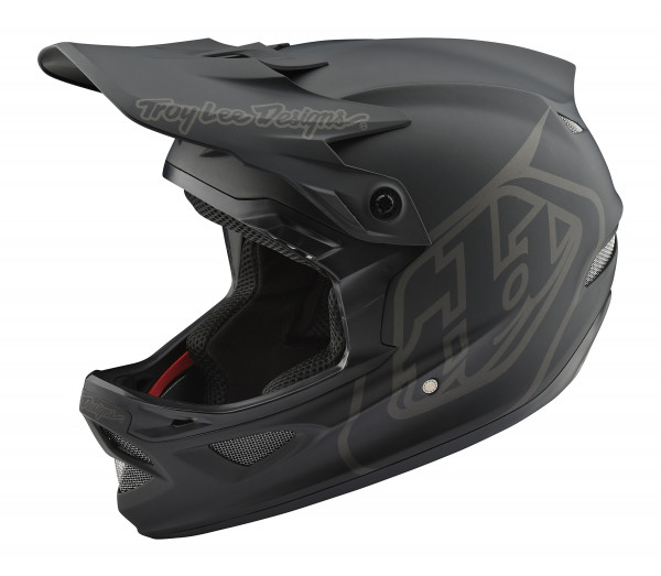 D3 Helm - Mono Black