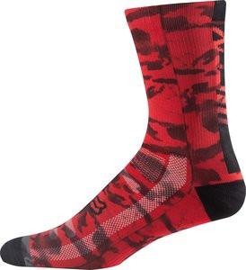 Creo Trail Socks - Flame Red