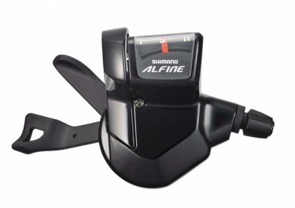 Alfine SL-S700 Schalthebel 11-fach schwarz