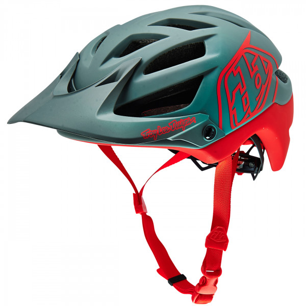 A1 Helm Drone Gray/Red