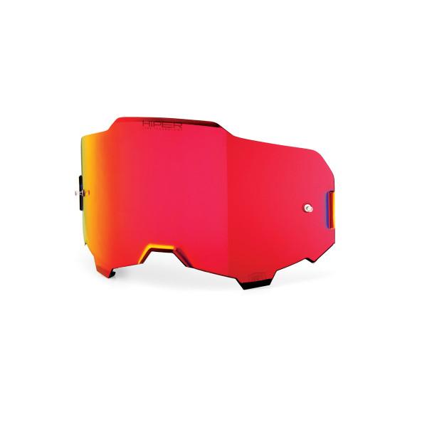 Armega HiPER Anti-Fog Ersatzlinse - Rot verspiegelt