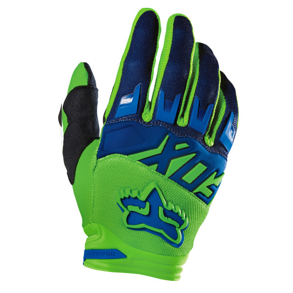 Dirtpaw Race Glove MTB Handschuh Flo Green
