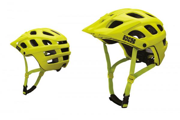 Trail RS EVO Helm - lime