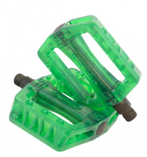 CR44 Plastic Pro Pedal - grün