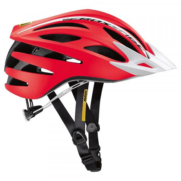 Crossride SL Elite Women MTB Helm - papaya/weiss