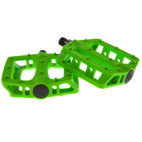 T-Rex Plattform Kunststoff Pedale - grün