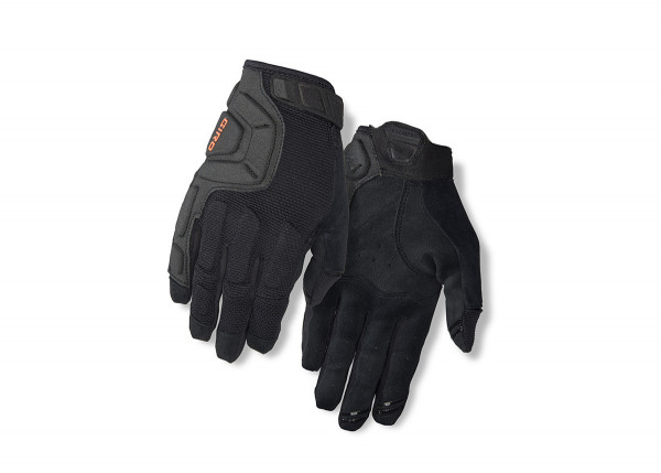 Remedy X2 Handschuhe - Schwarz