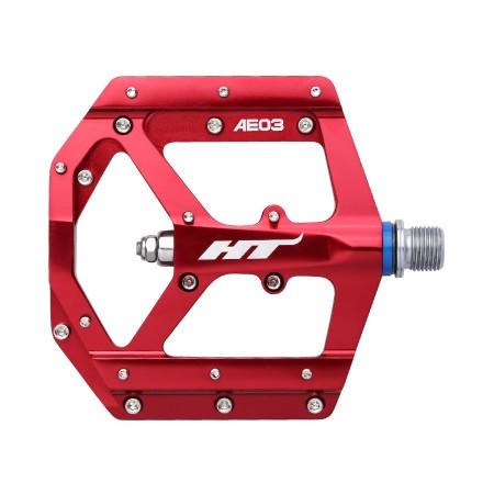 Evo AE 03 Pedal - Rot