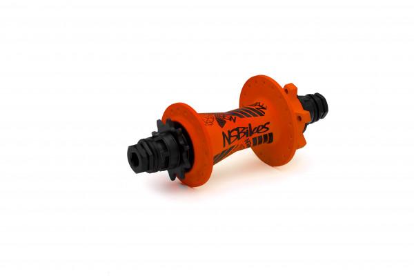 ns bikes rotary singlespeed hr nabe 32 loch fluo orange online kaufen bmo bike mailorder. Black Bedroom Furniture Sets. Home Design Ideas