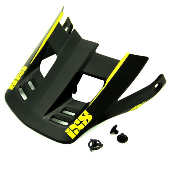 Visier + Pins für Helm Xult - Gelb/Schwarz