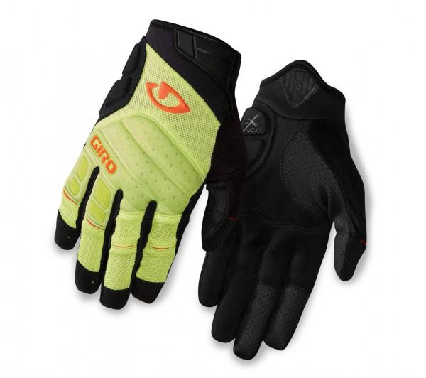 Xen Handschuhe 2016 - lime/black