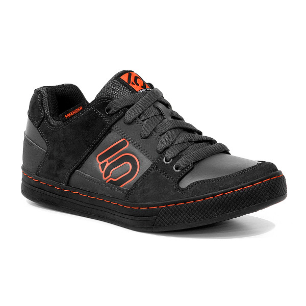 Freerider Elements Bike Schuh Dark Grey/Orange
