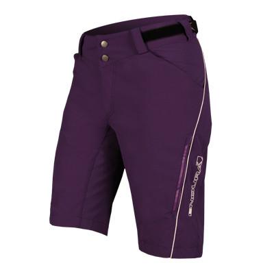 Wms Singletrack Lite Shorts - Lila