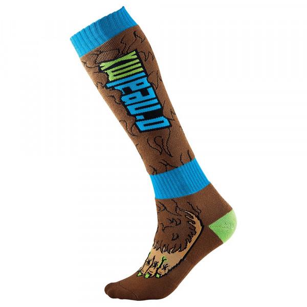 Pro MX Socks - Bigfoot - brown